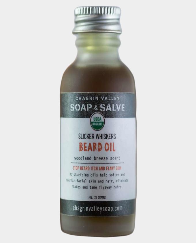 Woodland Beard Oil