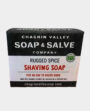 Shaving Soap Rugged Spice