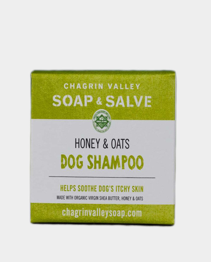 Honey And Oats Dog Shampoo