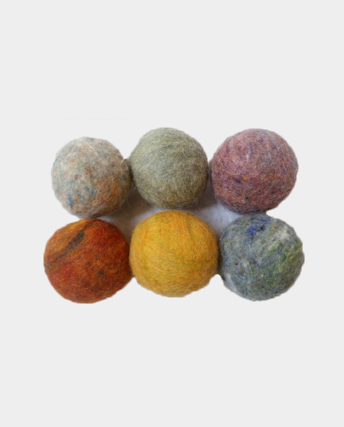 Earthy Dryer Balls