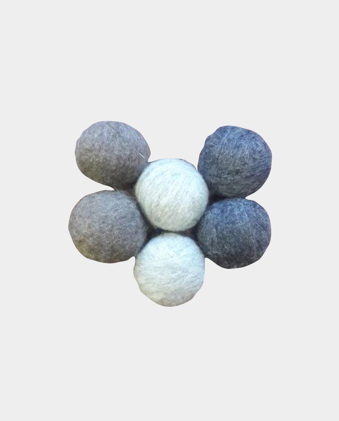 Grey Dryer Balls