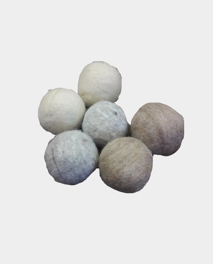 Oatmeal Dryer Balls