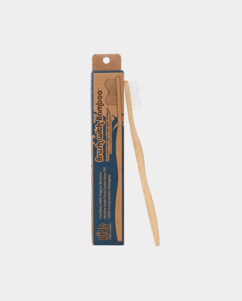 Child Bamboo Toothbrush
