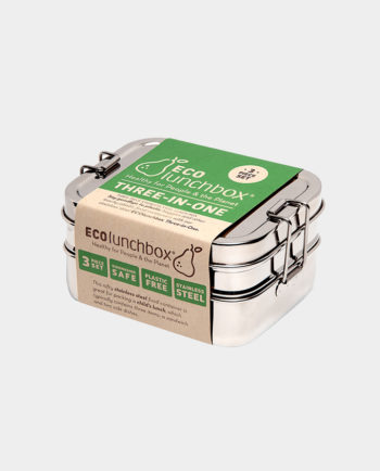 3 in 1 Stainless Bento Lunch Box
