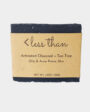 Less Than Activated Charcoal + Tea Tree Face Bar
